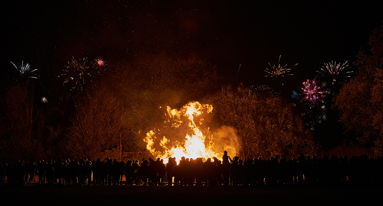 Bonfire night events